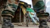 Pakistan shells forward areas along LoC in JK's Poonch