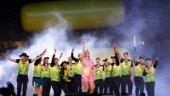 Australian players set the stage on fire with Katy Perry after Women's T20 World Cup win
