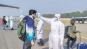 21 stranded Indian passengers from coronavirus-hit Italy arrive in Kerala