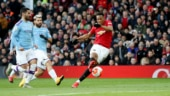 Premier League: United complete Manchester derby double over City to extend unbeaten run