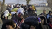 Turkey, Syria fighting escalates; refugees mass at EU border