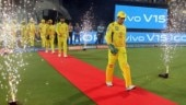 IPL 2020: MS Dhoni arrives in Chennai, gets roaring reception from Chennai Super Kings