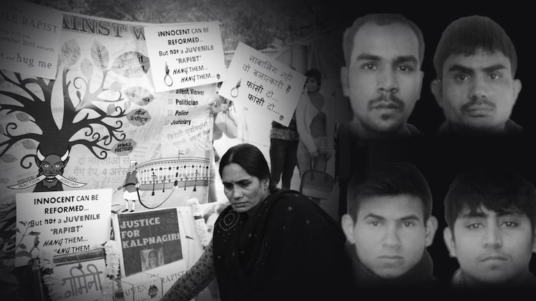 Justice for Nirbhaya: 4 men convicted for gang-rape executed 7 years after brutal assault