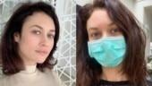 Actress Olga Kurylenko shares health update after being tested positive for coronavirus: Feeling better