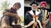 Shahid Kapoor and Mira Rajput congratulate dad Pankaj Kapur on receiving a doctorate. See pic