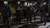 Thousands of police seal Philippine capital to fight coronavirus pandemic