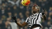 Manchester United's Paul Pogba wears Juventus shirt in show of solidarity to coronavirus-affected players
