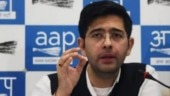 FIR against AAP's Raghav Chadha for making beating migrant workers remark against UP CM