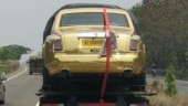 Gold Rolls-Royce cab in Kerala goes viral. Is that Bappi Lahiri's car, asks Twitter