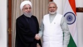 Iran President writes to PM Modi for assistance to fight Covid-19