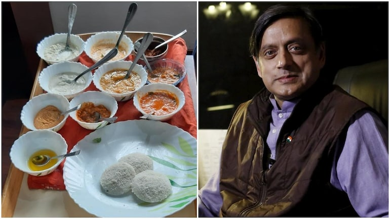 World Idli Day: Shashi Tharoor celebrates with pic of his delicious  breakfast. We are hungry - Trending News News