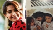 Sonam Kapoor shares throwback photo with Anil Kapoor and Rhea Kapoor during self-isolation