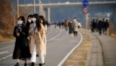 South Korea reports fewer than 100 new coronavirus cases for a third day