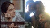Taapsee Pannu shares throwback photo with Pink co-stars Kirti Kulhari and Andrea Tariang