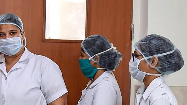 Coronavirus in India: 75-year-old woman dies in suspected Covid-19 ...