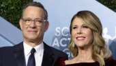 Tom Hanks and Rita Wilson leave from hospital after coronavirus treatment, to be home quarantined