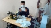 Prison inmates in UP make over 1.2 lakh masks in 10 days to fight Covid-19