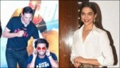 Ranveer gets schooled for coming late to Sooryavanshi trailer launch. Deepika's reaction is epic