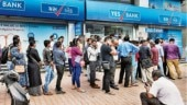 Yes Bank crash: Scramble for cash across India
