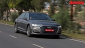 Audi A8 L first drive review