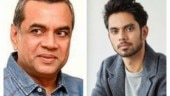 Paresh Rawal's son Aditya: Will take me 30 years to be spoken of in same breath as dad