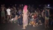 Malaysia turns back Rohingya boat over Covid-19 fears