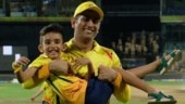 My son will relish the time he spent with MS Dhoni after growing up: Imran Tahir
