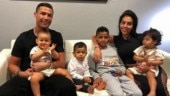 Cristiano Ronaldo urges his kids to not disrupt his home workout amid isolation due to Covid-19