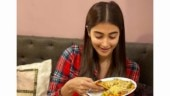 Pooja Hegde bakes pizza for her mom, proud of her own creation. See pic