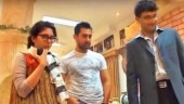 Aamir Khan and Kiran Rao visit Sourav Ganguly's house in Kolkata. Throwback video trending
