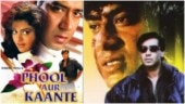 Throwback Thursday: How Ajay Devgn's Phool Aur Kaante paves the way for his career