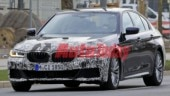 BMW 5-Series spotted in prototype guise