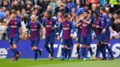 Barcelona hands over Camp Nou title rights to raise money for fight against Covid-19