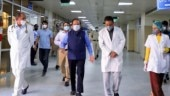 Hospitals turning coronavirus containment zones is India's biggest worry this World Health Day
