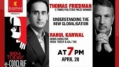 E-Conclave: Watch 3-time Pulitzer Prize winner Thomas Friedman share his thoughts on new globalisation