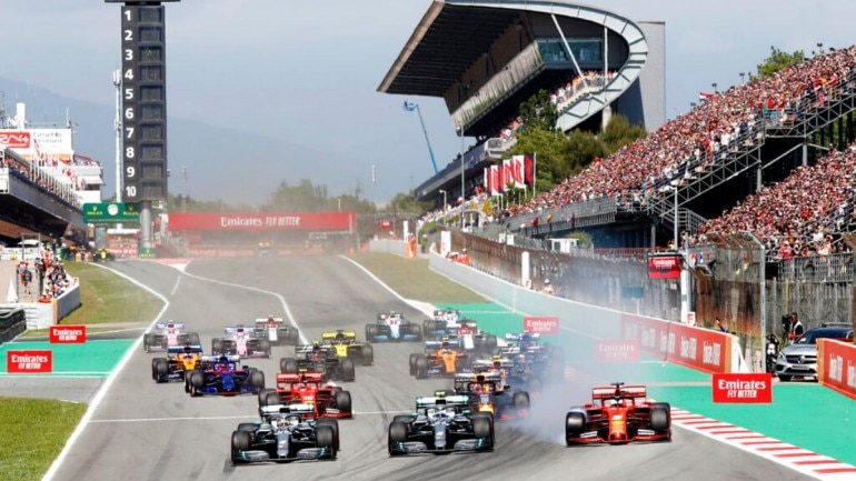 Formula one is planning to resume season in July. (AP Photo)