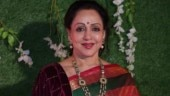 Hema Malini requests fans to maintain social distance to prevent third lockdown. Watch video
