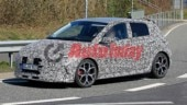 Hyundai's i20 performance version spotted at Nürburgring