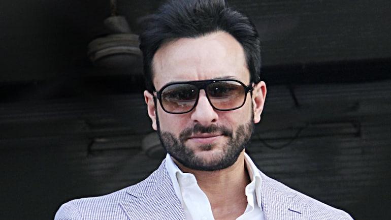 Saif Ali Khan.