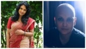 Malayalam actress Jyothirmayi goes bald during lockdown. See new look