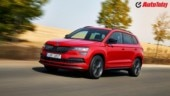 Skoda Karoq test drive review