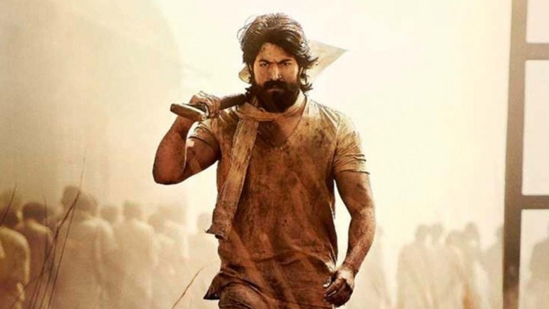 Yash in KGF: Chapter 1