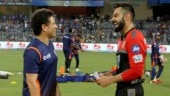 His passion for cricket has inspired many: Virat Kohli wishes Sachin Tendulkar on his 47th birthday