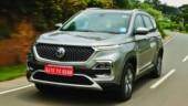 Coronavirus update: 100 MG Hector SUVs to assist frontline workers engaged in relief efforts