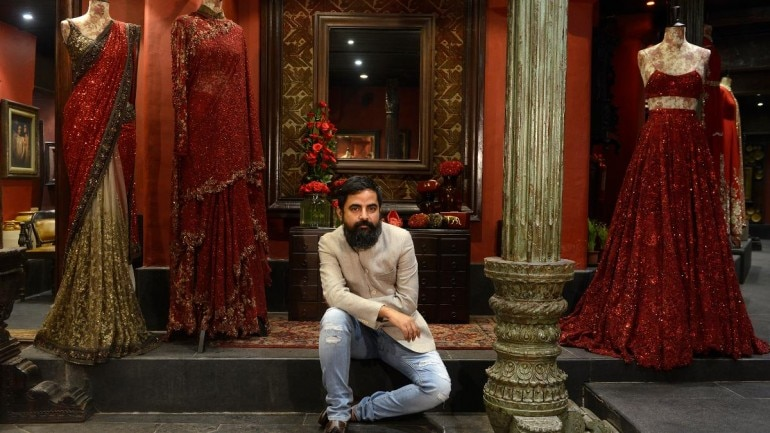 File photo of Sabyasachi Mukherjee. (Image credit: Mandar Deodhar)