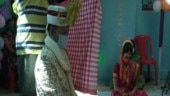 Coronavirus effect: Couple in Odisha gets married with masks on and handful of guests