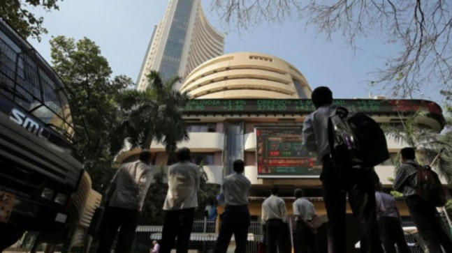Sensex, Nifty rise on signs of slowing virus spread in hot spots, pharma shares jump
