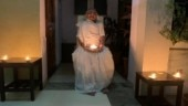 PM Modi's mother, Heeraben, joins nation by lighting diya to mark fight against Covid-19