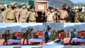 SPO killed in terror attack in J&K's Kishtwar laid to rest