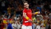 Overwhelmed with work at home: Rafael Nadal turns chef in isolation amid Covid-19 pandemic